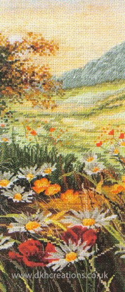 Evening Sun View Cross Stitch Kit